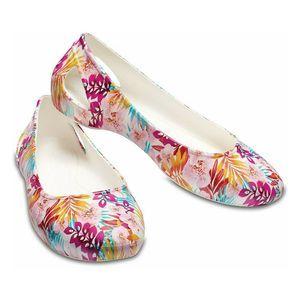 Crocs Womens Comfort Ballet Flats Shoes  11